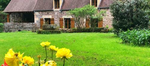 Bienvenue au gîte du Petit moulin à Avallon