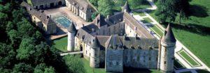 Activites : Chateau dans le Morvan